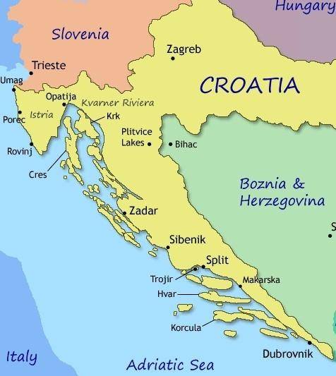 zemljevid-hrvaske