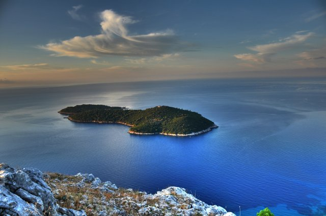 Vreme Hrvaška ob morju